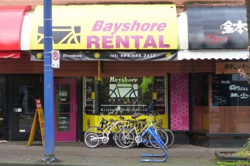 Bayshore Rental